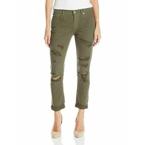 True Religion Women's Audrey Boyfriend Jeans (30)
